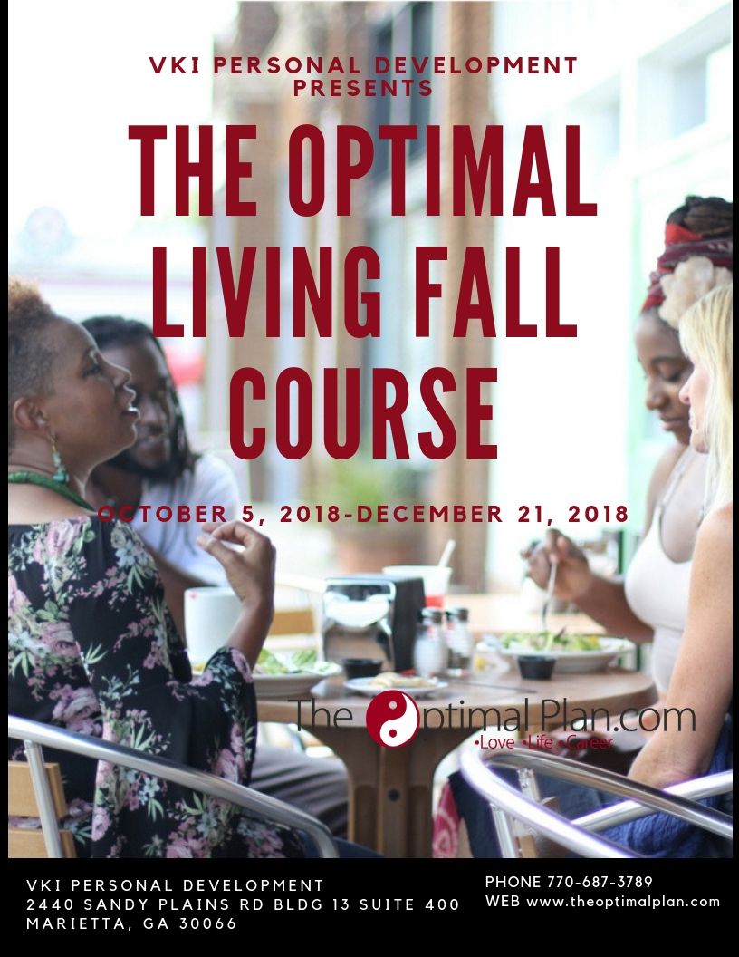 Optimal Living Fall Course