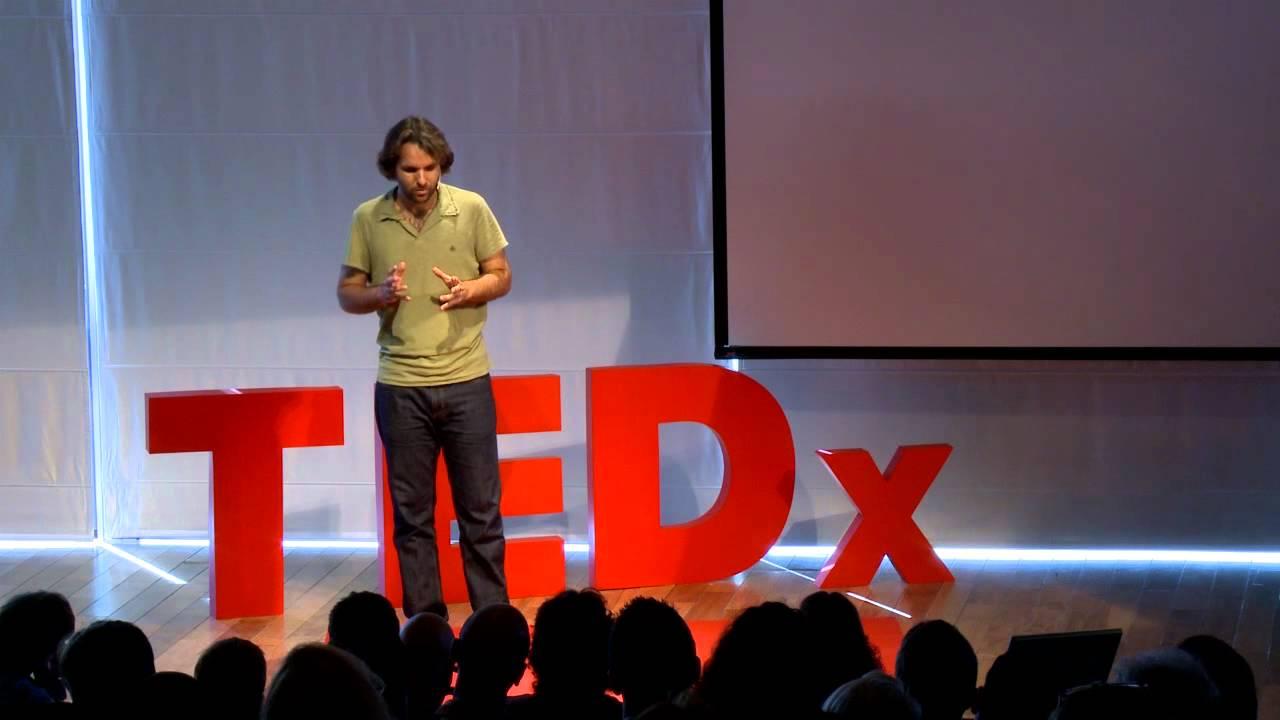 Yaron Engler at TedX