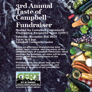 3rd Annual Taste of Campbell