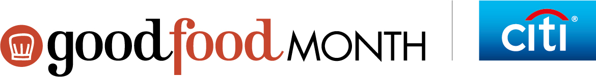 Good Food Month logo