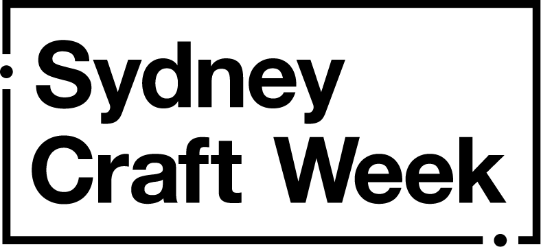 Sydney Craft Week Logo