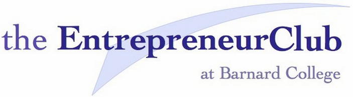 Entrepreneur Club of Barnard College - logo