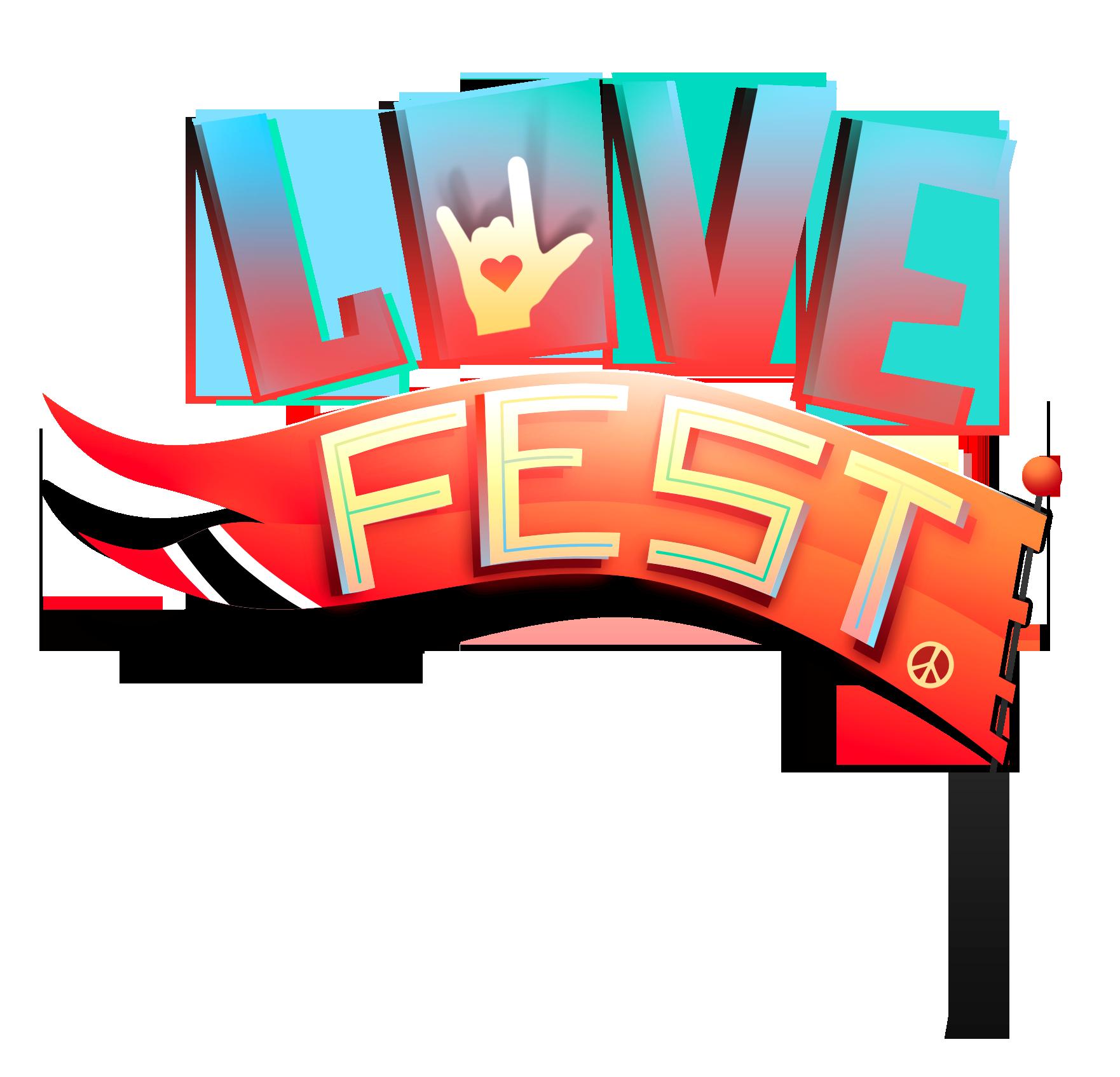 Love Fest. logo