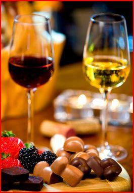 Charlotte Valentines Wine Tasting