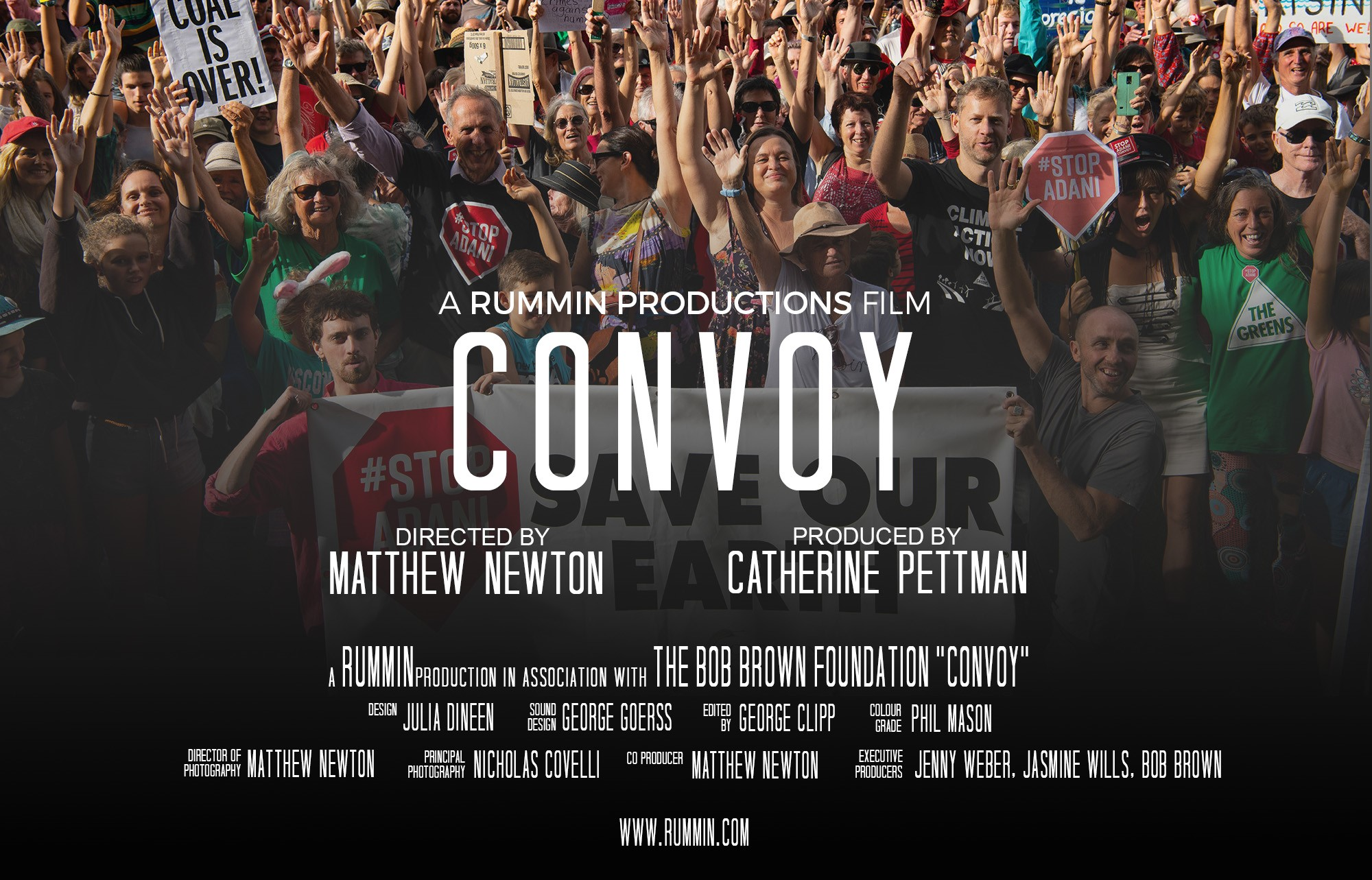 CONVOY Film by Rummin Productions