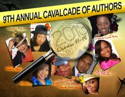9TH ANNUAL CAVALCADE OF AUTHORS 2013 featuring KIMBERLA...