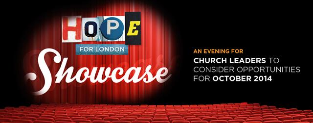 HOPE for London Showcase