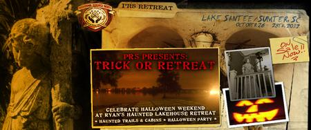 PRS Halloween: Trick or Retreat