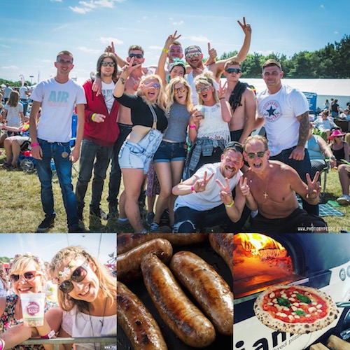 Sausage and Cider Music Festival 2018