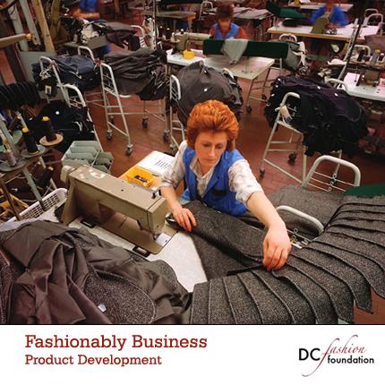DC Fashion Foundation Product Development Class