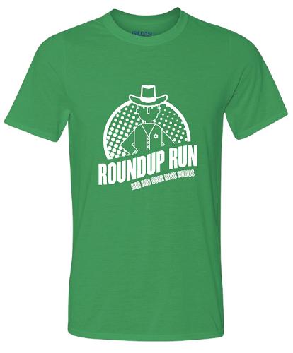 Roundup Run t-shirt