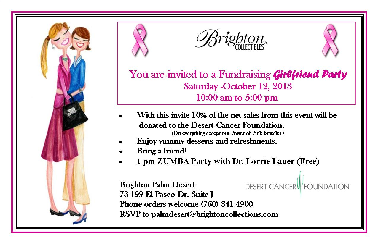 Brighton Collectibles Girlfriend Party