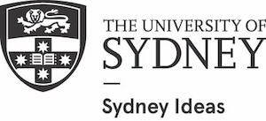 Sydney Ideas University of Sydney Logo