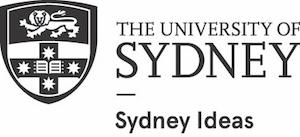 Sydney Ideas University of Sydney Logo