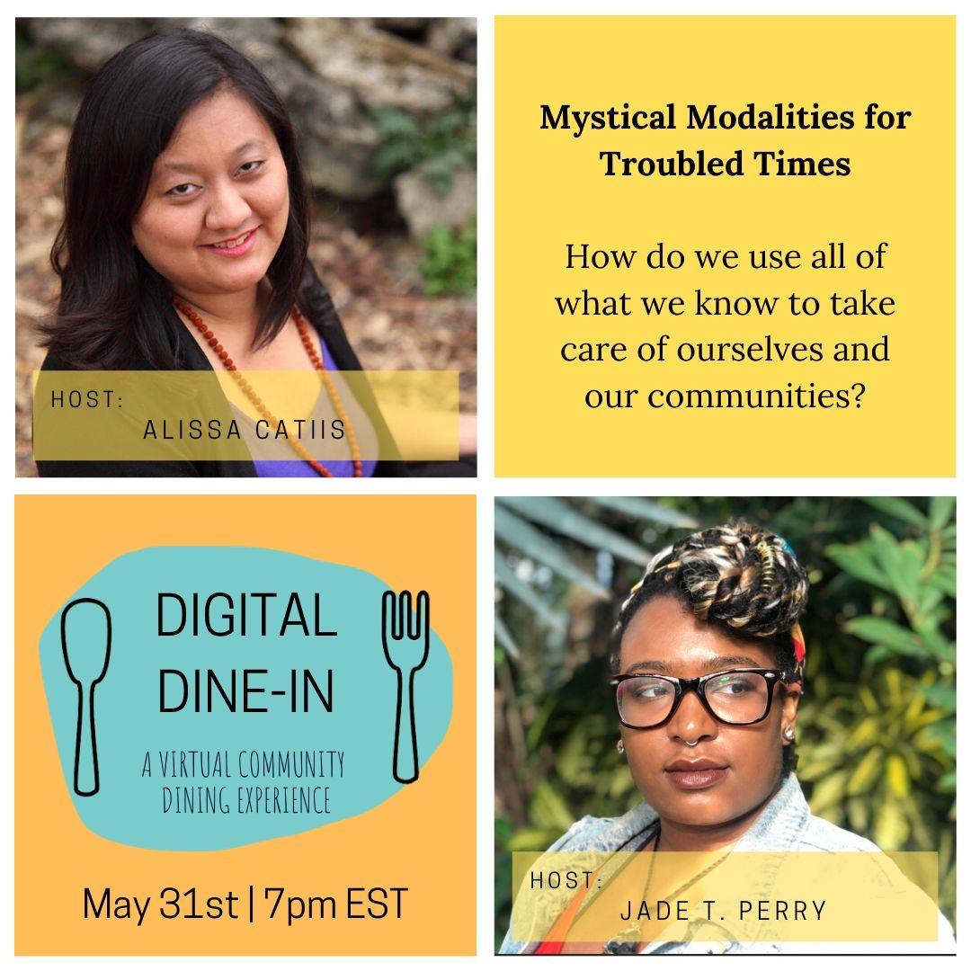 May 31 Digital Dine In Description