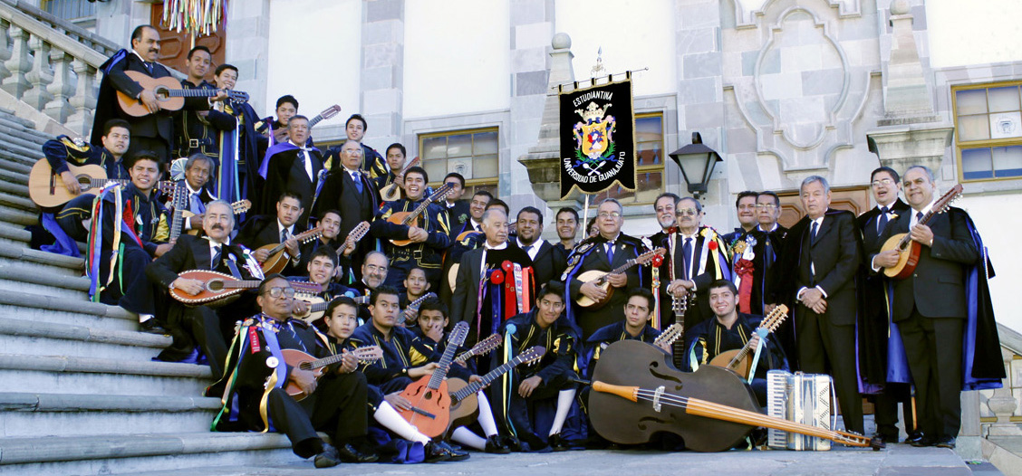 Estudiantina Universidad de Guanajuato