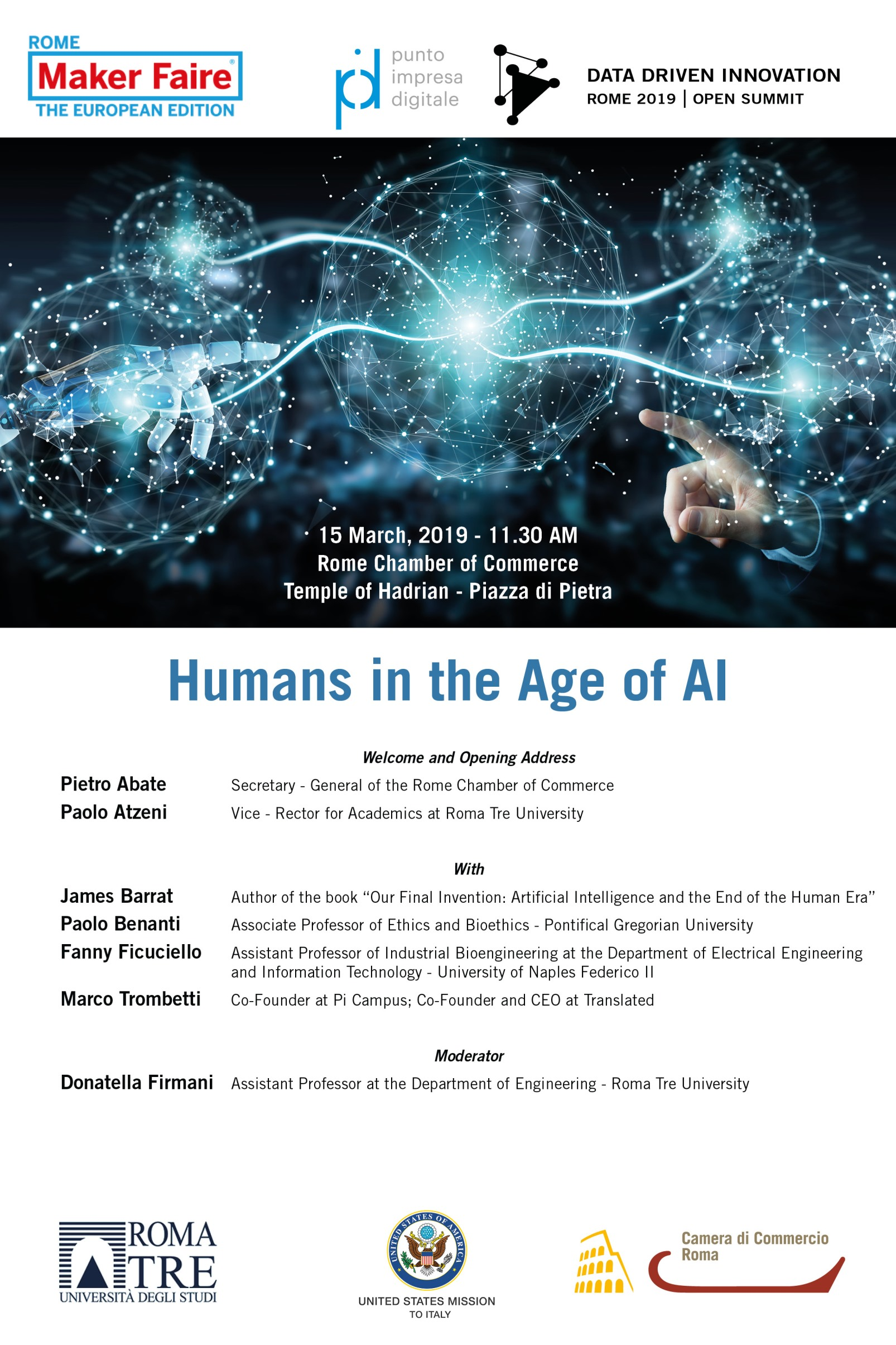 Humans in the Age of AI