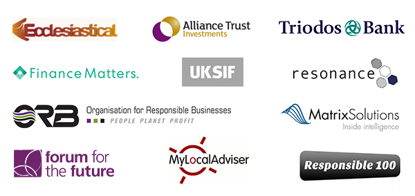 Event supporter logos