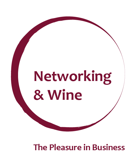 networking and wine