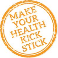 Make Your Health Kick Stick