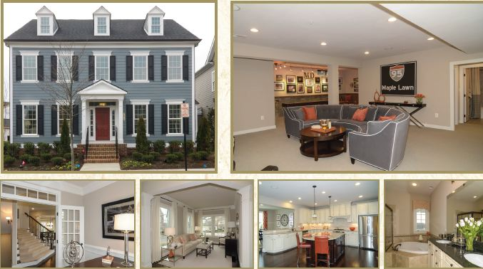 NV Homes Maple Lawn The Creig Northrop Team