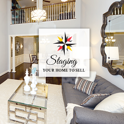 Staging to Sell Waverly Woods