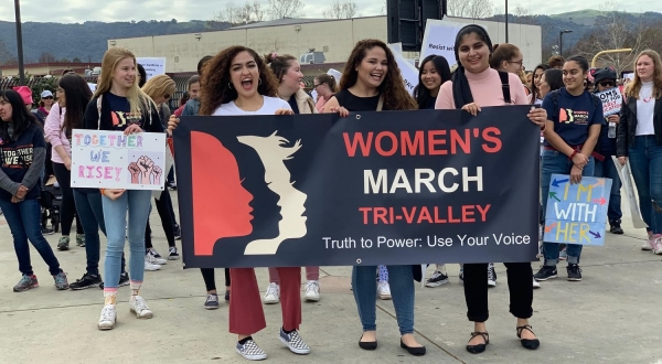The youth leads in 2019 March