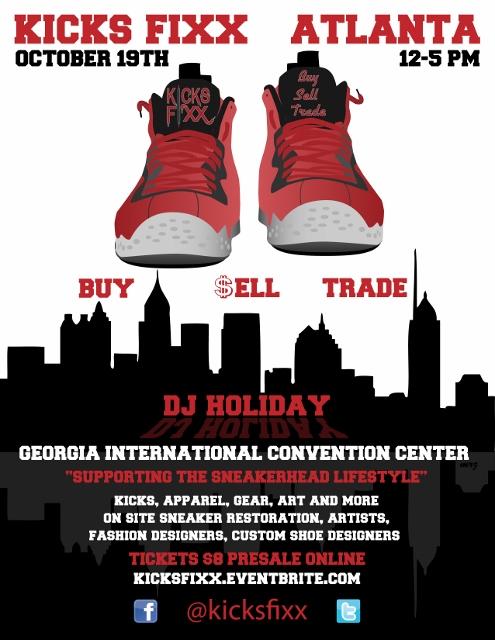 Kicks FIXX Official Flyer