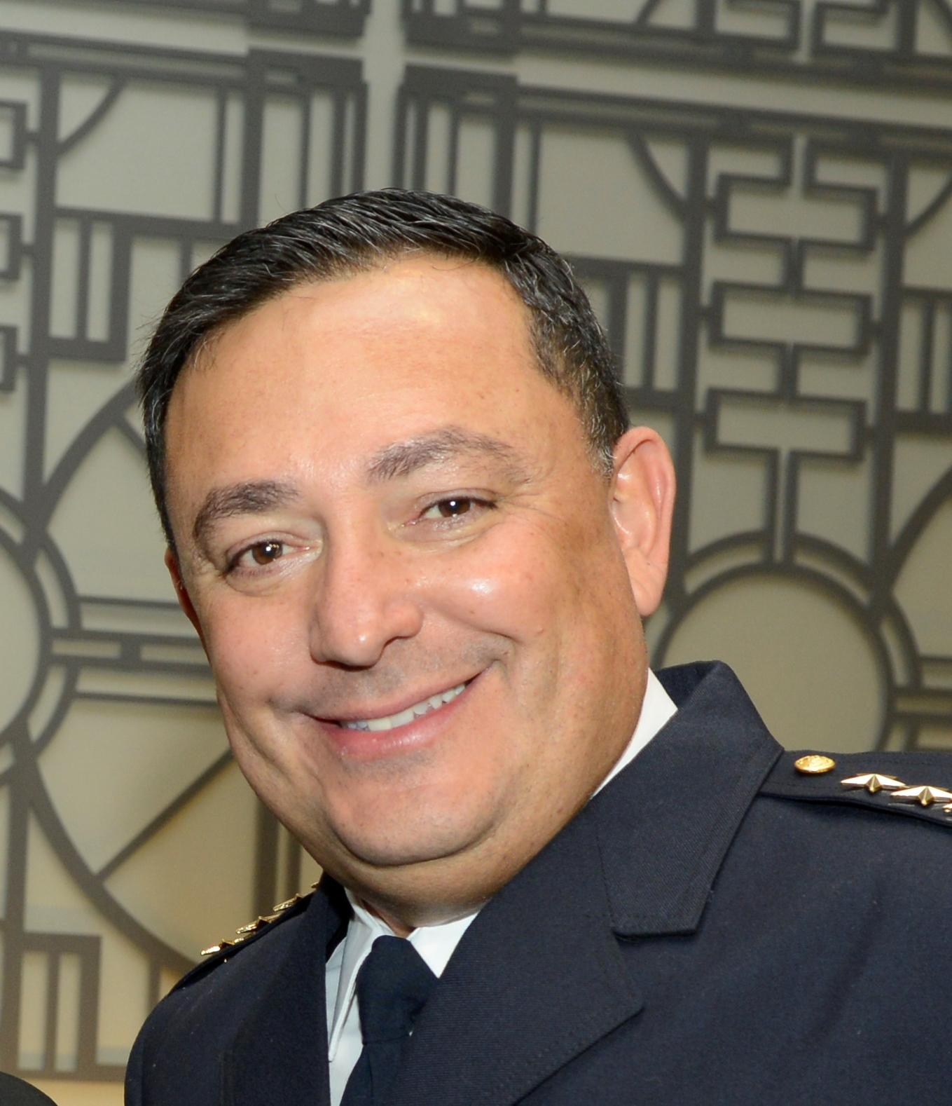 Police Chief Art Acevedo