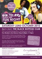Dance and Fun Retro Night 60s70s80s