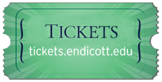 Endicott College Tickets