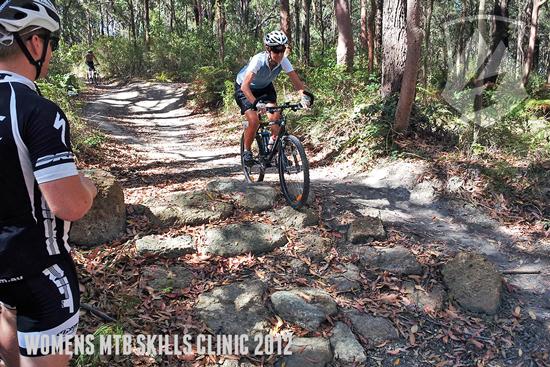 Drift Bikes Girls Skills Clinic 2012