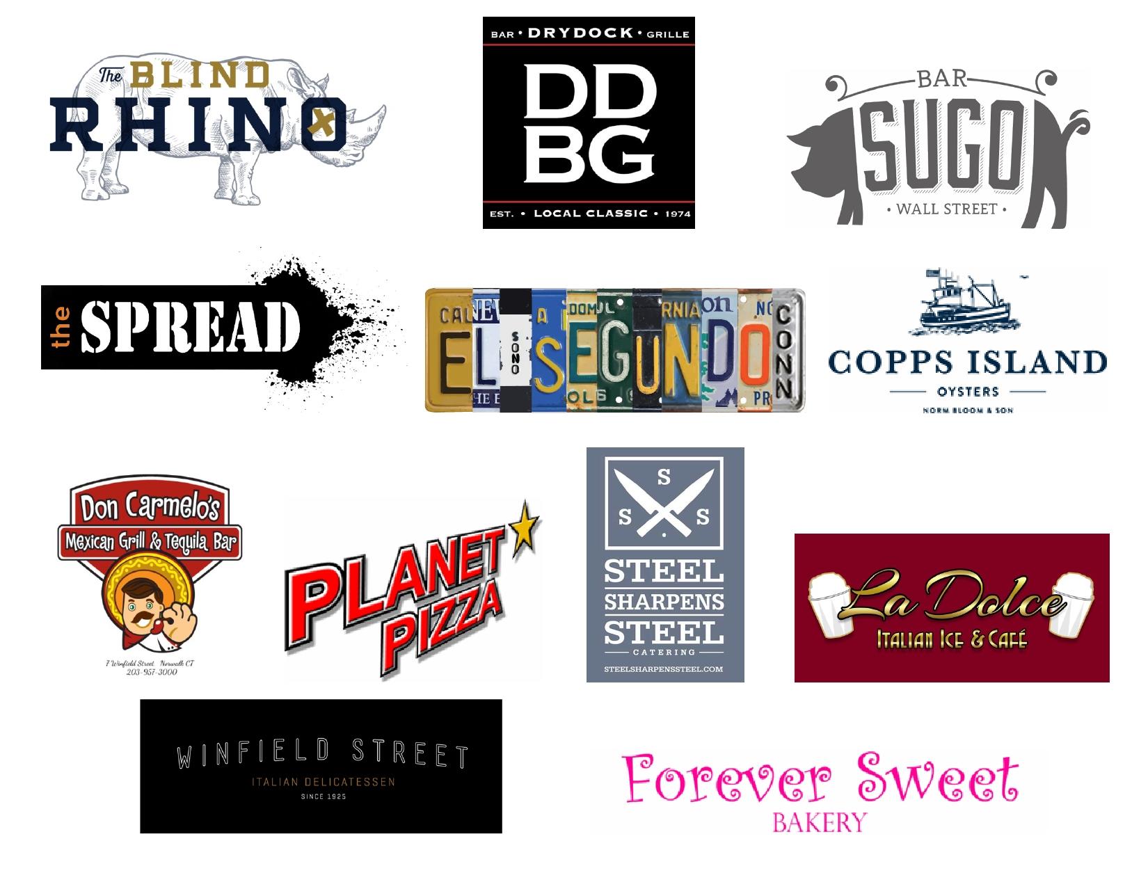 Restaurants Logos