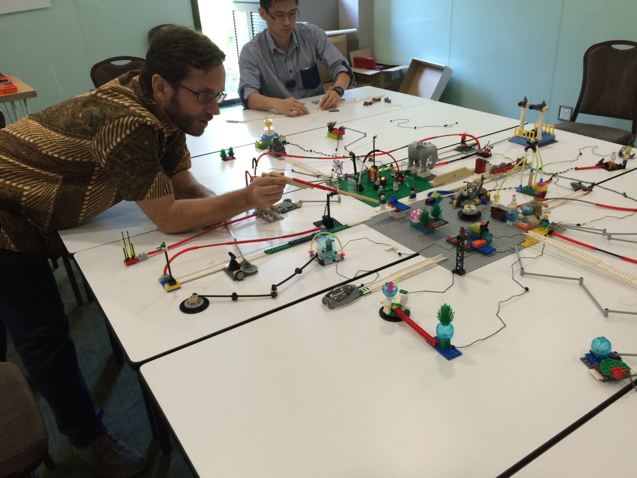 LSP LEGO SERIOUS PLAY WORKSHOP