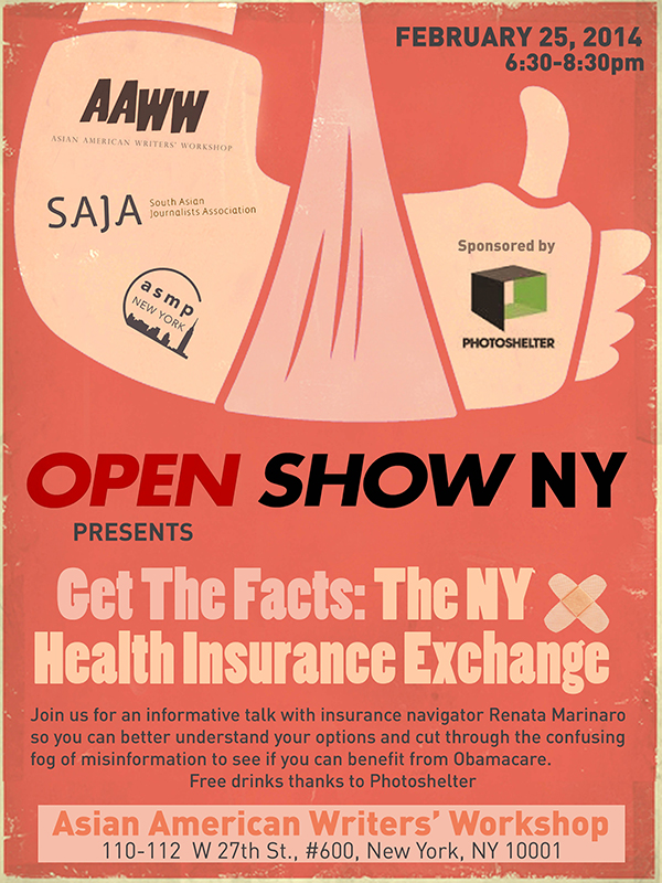 open show ny health insurance exchange seminar