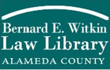 Bernard E. Witkin Alameda County Law Library - http://acgov.org/law/