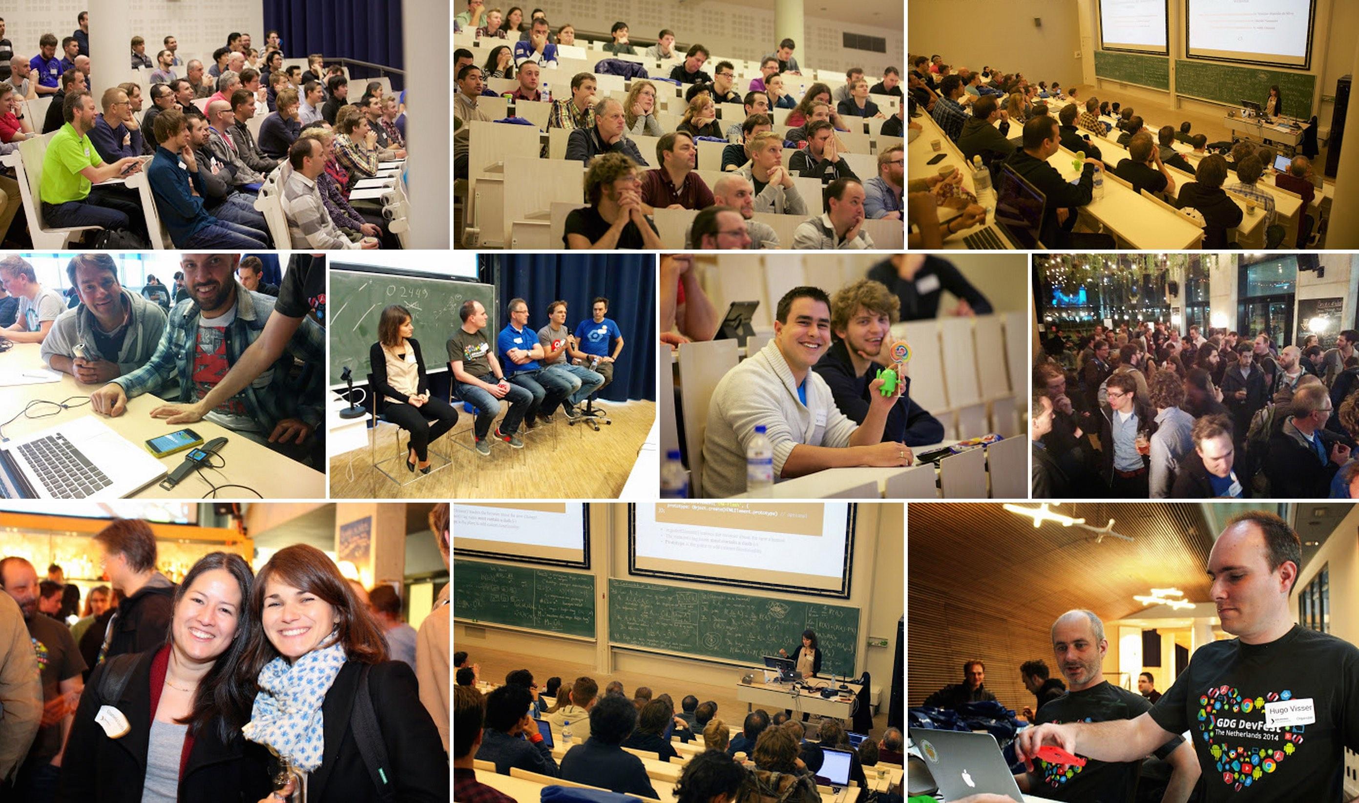GDG DevFest 2014