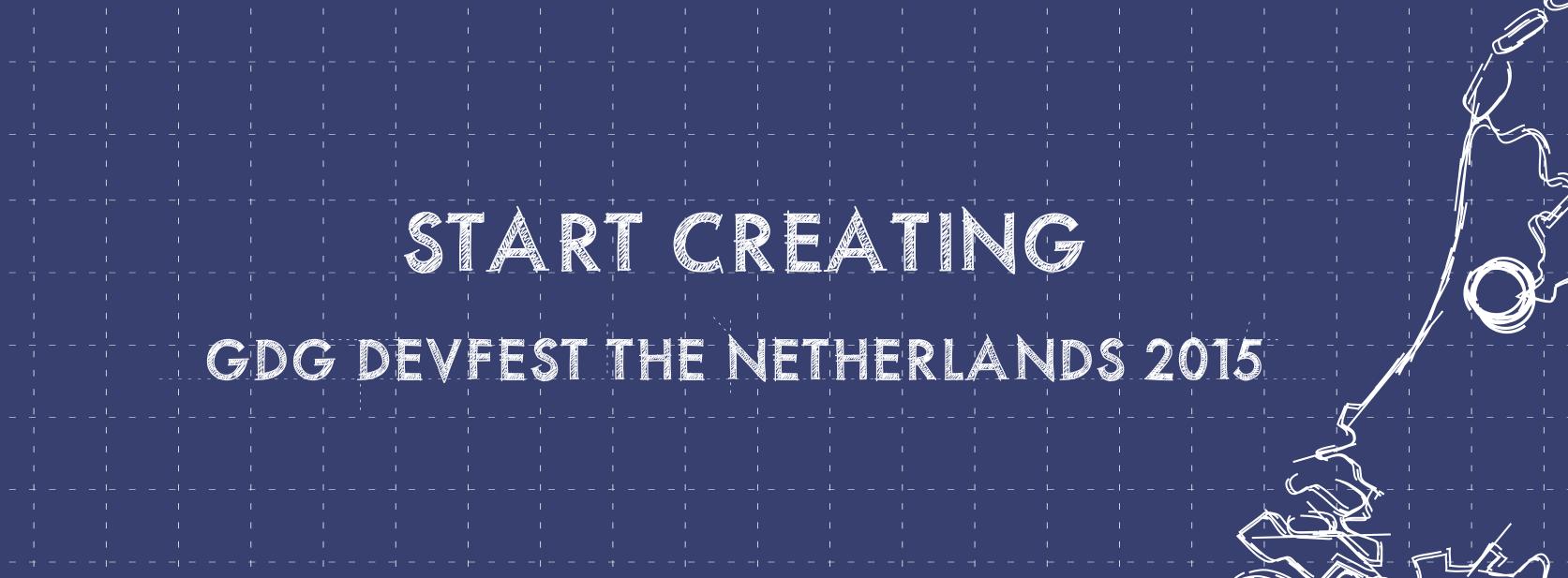 GDG DevFest NL 2015