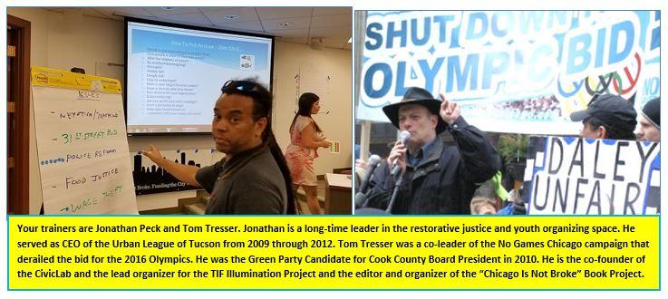 Jonathn Peck + Tom Tresser