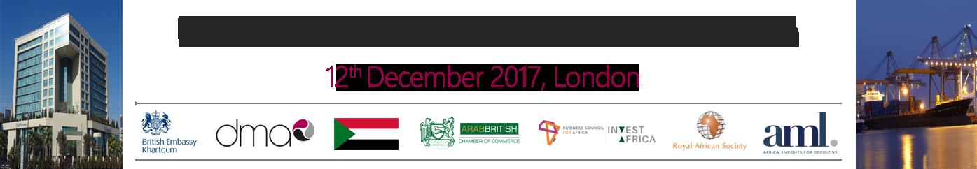 UK-Sudan Forum Title, date and partner organisations