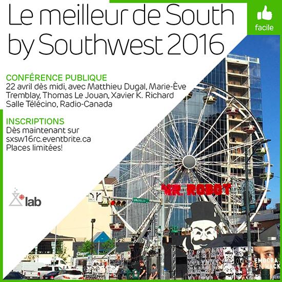Le meilleur de SXSW 2016