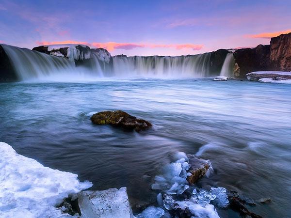 Phil Norton Iceland
