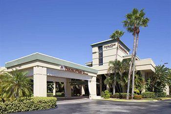 ... Doubletree Hotel Palm Beach Gardens