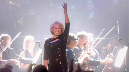 Elaine Paige in I'M STILL HERE