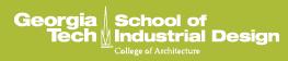 Georgia Tech School of Industrial Design