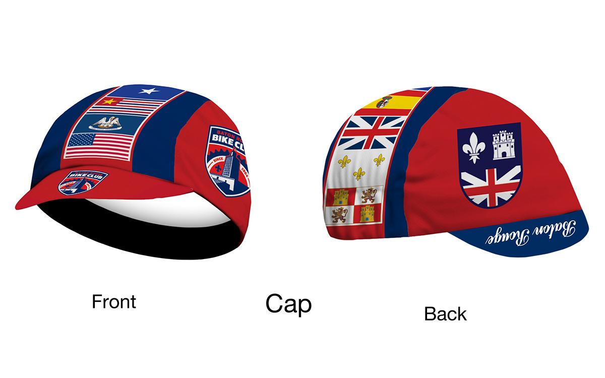BRBC Cycling Cap