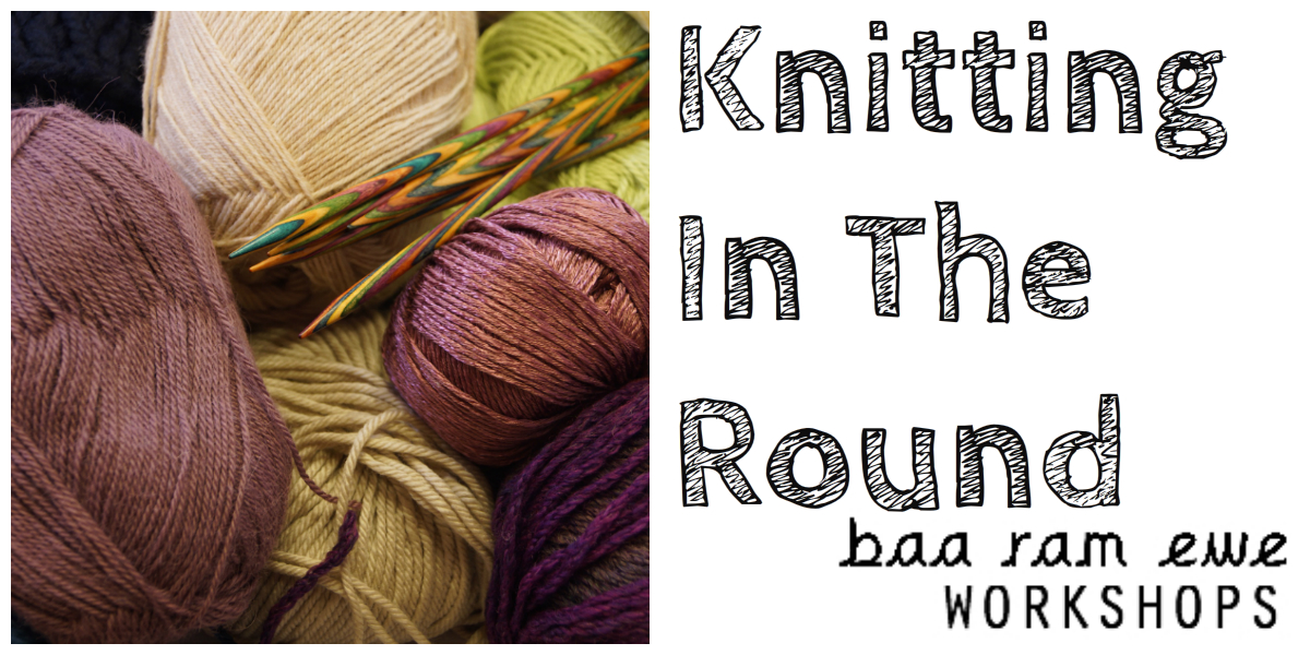 Knitting In The Round image