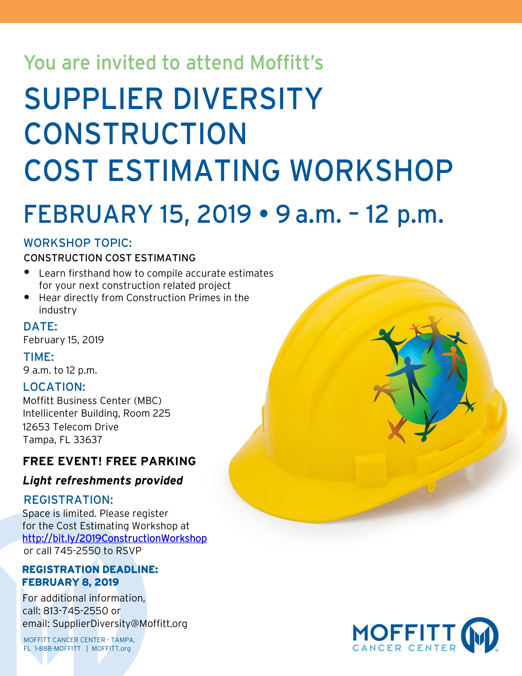 2019 Supplier Diversity Construction Workshop