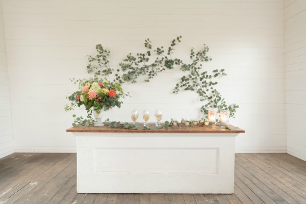 Flowers and styling by Country Bouquets Floral, photo by Clinton James Photography