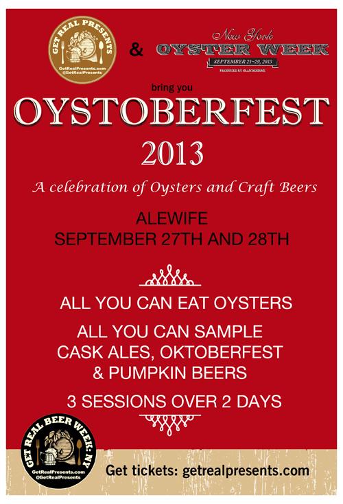 Oystoberfest 2013